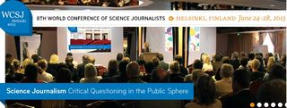 8th_ World _Conference_of_Science _Journalists_Helsinki_2013